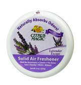 Solid Air Freshener Lavender Escape 8 oz, Citrus Magic