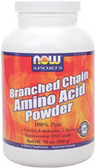 Branch Chain Amino Powder 12 oz, Now Foods