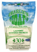 Laundry Powder Pkts 30 Pkts, Charlie's Soap