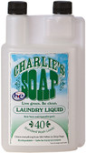 Laundry Liquid 32 Loads 32 oz, Charlie's Soap