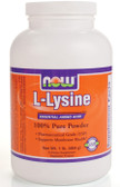 Lysine 1 Lb Now Foods, Cold Sores