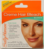 Creme Hair Bleach For Face 1 Kit, Sally Hansen
