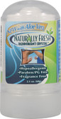 Deodorant Crystal 2.1 oz, Naturally Fresh