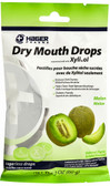 Dry Mouth Drops w/Xylitol Melon 2 oz, Hager Pharma