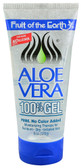 Aloe Vera 100% Gel 6 oz, Fruit of the Earth