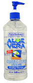 Aloe Vera Crystal Clear Aloe Gel Healing Therapy FF 20 oz Fruit of the Earth