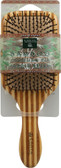 Large Bamboo Lacquer Pin Paddle Brush 1 Brush, Earth Therapeutics