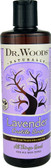 Naturally Castile Soap Lavender w/Fair Trade Shea Butter 16 oz, Dr. Woods
