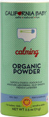 Calming Organic Powder 2.5 oz, California Baby