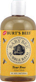 Baby Bee No Tears Bubble Bath 12 oz, Burt's Bees