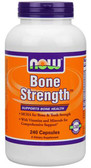 Bone Strength 240 Caps Now Foods, Bone & Teeth