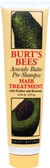 Avocado Butter Pre-Shampoo Hair Treatment w/Nettles & Rosemary 4.3oz Burt's Bees