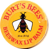 Beeswax Lip Balm Tin 0.3 oz, Burt's Bees
