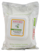 Facial Cleansing Towelettes for Sensitive Skin 30 Towelettes, Burt's Bees