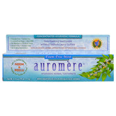 Ayurvedia Herbal Toothpaste No Foam Mint 4.16 oz, Auromere
