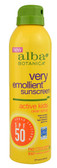 Botanica Active Kids Clear Spray Very Emollient Sunscreen 6 oz, Alba