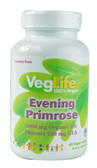 Evening Primrose Oil 1000 mg 60 Vegan Softgel, VegLife