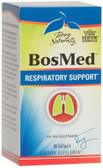 BosMed Respiratory Support 60 sGels, Terry Naturally
