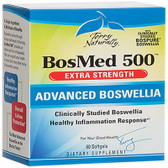BosMed 500 Extra Strength 60 sGels, Boswellia, Terry Naturally
