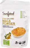 Raw Organic Maca Powder 4 oz, SunFood