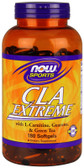 Now Foods CLA Extreme 180 Softgels, Weight Loss