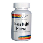 Mega Multi Mineral w/Iron 100 Caps, Solaray