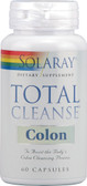 Total Cleanse Colon 60 Caps, Solaray