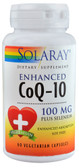 Enhanced CoQ-10 100 mg 60 VCaps, Solaray