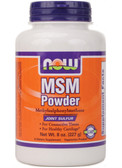 M.S.M Pure 8 oz Now Foods, Joint Health