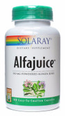Alfajuice 550 mg 180 Caps Solaray