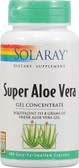 Super Aloe Vera Gel Concentrate 100 Caps, Solaray