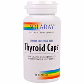 Thyroid Caps 60 Caps Solaray