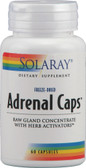Adrenal Caps 60 Caps, Solaray