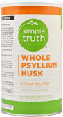 Whole Psyllium Husk 12 oz, Simple Truth