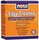 Now Foods Easy Cleanse Kit, Body Detox & Cleansing