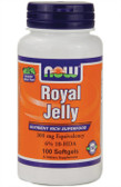 Now Foods Royal Jelly 300 mg 100 Softgels, Super Food
