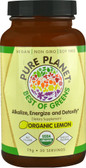 Best of Greens Organic Lemon 79 grams, Pure Planet