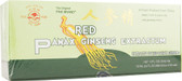 Red Panax Ginseng Extractum 30 Vials, Prince of Peace