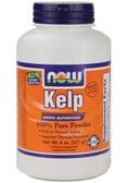 Kelp Powder 8 oz, Now Foods, Thyroid Function
