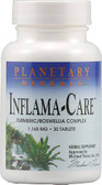 Inflama-Care 1165 mg 30 Tabs, Planetary Herbals