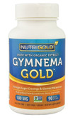 Gymnema Gold 500 mg 90 Veggie Caps, NutriGold