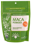 Organic Maca Powder Gelatinized 8 oz, Navitas Naturals