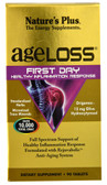 AgeLoss First Day Healthy Inflammation Response 90 Tabs, Nature's Plus