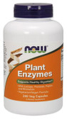 Plant Enzyme 240 Caps Now Foods, Digestion