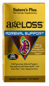 AgeLoss Adrenal Support 90 Tabs, Nature's Plus