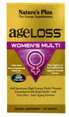 AgeLoss Women's Multi 90 Tabs, Nature's Plus
