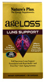AgeLoss Lung Support 90 Caps, Nature's Plus