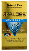 AgeLoss Men's Multi 90 Tabs, Nature's Plus