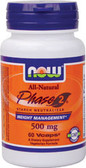 PHASE-2 500 mg Starch Blocker 60 vCaps, Now Foods