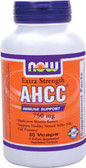 AHCC 750 mg 60 Caps Now Foods, Immune Support